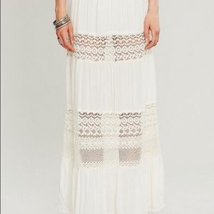 Woodstock Maxi Skirt